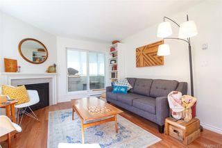 Photo 4: 110 2529 Wark St in : Vi Hillside Condo Apartment for sale (Victoria)  : MLS®# 845367