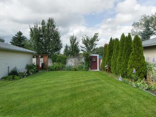 Photo 34: 25 MERRYWOOD Crescent: Sherwood Park House for sale : MLS®# E4207713