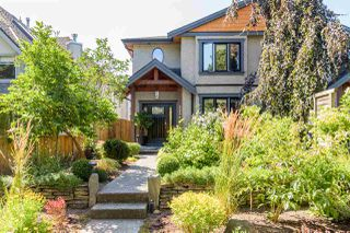 Main Photo: 2254 W 15TH Avenue in Vancouver: Kitsilano House 1/2 Duplex for sale (Vancouver West)  : MLS®# R2483970