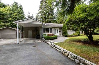 Photo 1: 2281 CHAPMAN WAY in North Vancouver: Seymour NV House for sale : MLS®# R2490017