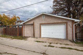 Photo 26: 342 Sydney Avenue in Winnipeg: East Kildonan Residential for sale (3D)  : MLS®# 202023590