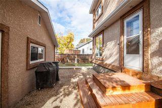 Photo 23: 342 Sydney Avenue in Winnipeg: East Kildonan Residential for sale (3D)  : MLS®# 202023590