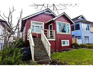"""Photo 1: 3338 INVERNESS Street in Vancouver: Knight House for sale in """"CEDAR COTTAGE"""" (Vancouver East)  : MLS®# V869690"""