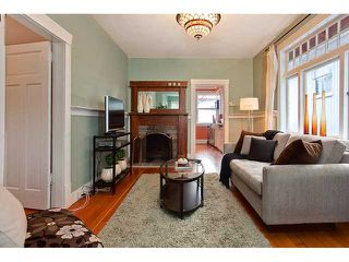 """Photo 2: 3338 INVERNESS Street in Vancouver: Knight House for sale in """"CEDAR COTTAGE"""" (Vancouver East)  : MLS®# V869690"""