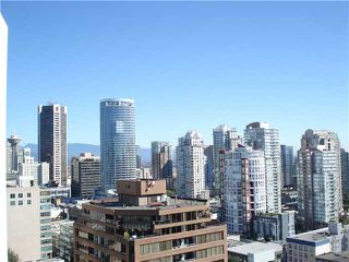 "Photo 2: 2002 811 HELMCKEN Street in Vancouver: Downtown VW Condo for sale in ""IMPERIAL TOWER"" (Vancouver West)  : MLS®# V870608"