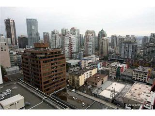 "Photo 4: 2002 811 HELMCKEN Street in Vancouver: Downtown VW Condo for sale in ""IMPERIAL TOWER"" (Vancouver West)  : MLS®# V870608"