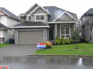 "Main Photo: 3538 149A Street in Surrey: Morgan Creek House for sale in ""West Rosemary Heights"" (South Surrey White Rock)  : MLS®# F1112521"