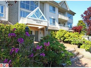 "Main Photo: 304 15375 17TH Avenue in Surrey: King George Corridor Condo for sale in ""Carmel Place"" (South Surrey White Rock)  : MLS®# F1118895"