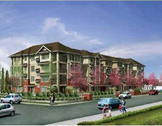 Photo 1: 211 2330 SHAUGHNESSY Street in Port Coquitlam: Central Pt Coquitlam Condo for sale : MLS®# V856053