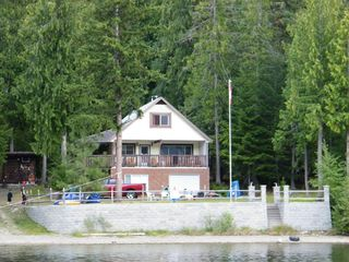 Main Photo: 5115 East Barriere FSR in East Barriere Lake: House for sale