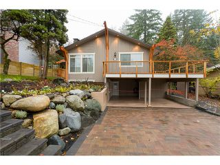 Photo 1: 936 THERMAL Drive in Coquitlam: Chineside House for sale : MLS®# V1034212