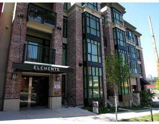 """Photo 1: 312 2515 ONTARIO ST in Vancouver: Mount Pleasant VW Condo for sale in """"ELEMENTS"""" (Vancouver West)  : MLS®# V599686"""