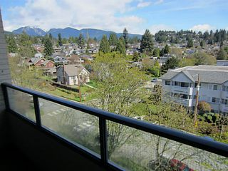 Photo 12: 703 1412 ESQUIMALT Avenue in West Vancouver: Ambleside Condo for sale : MLS®# V1058357