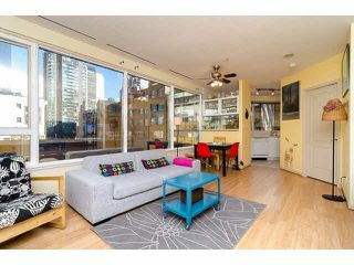 "Photo 4: 214 1177 HORNBY Street in Vancouver: Downtown VW Condo for sale in ""LONDON PLACE"" (Vancouver West)  : MLS®# V1062008"