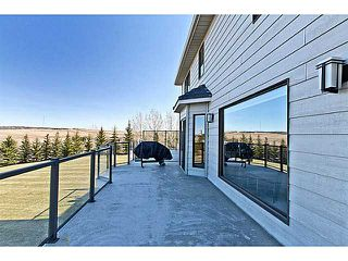 Photo 19: 79 WINDMILL Way in CALGARY: Rural Rocky View MD Residential Detached Single Family for sale : MLS®# C3614011