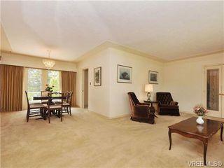 Photo 3: 3320 Gibbs Rd in VICTORIA: OB Henderson House for sale (Oak Bay)  : MLS®# 672353