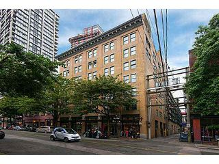 "Photo 1: 706 233 ABBOTT Street in Vancouver: Downtown VW Condo for sale in ""Abbott Place"" (Vancouver West)  : MLS®# V1094023"