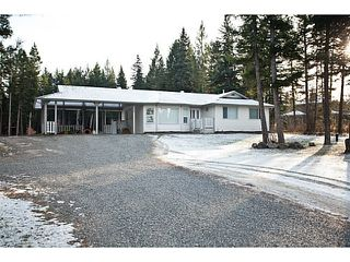 "Photo 1: 130 BORLAND Drive: 150 Mile House House for sale in ""BORLAND VALLEY"" (Williams Lake (Zone 27))  : MLS®# N241052"