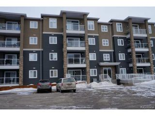 Photo 1: 1143 St Anne's Road in WINNIPEG: St Vital Condominium for sale (South East Winnipeg)  : MLS®# 1502406
