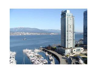"Photo 2: 1803 499 BROUGHTON Street in Vancouver: Coal Harbour Condo for sale in ""DENIA"" (Vancouver West)  : MLS®# V1104068"