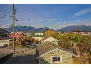 """Photo 20: 2875 TRINITY Street in Vancouver: Hastings East House for sale in """"SUNRISE/EAST VILLAGE"""" (Vancouver East)  : MLS®# V1109853"""