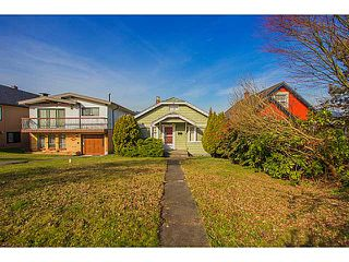 """Photo 2: 2875 TRINITY Street in Vancouver: Hastings East House for sale in """"SUNRISE/EAST VILLAGE"""" (Vancouver East)  : MLS®# V1109853"""