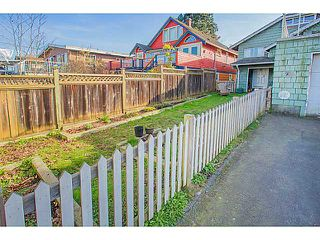 """Photo 17: 2875 TRINITY Street in Vancouver: Hastings East House for sale in """"SUNRISE/EAST VILLAGE"""" (Vancouver East)  : MLS®# V1109853"""