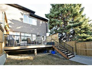 Photo 35: 931 33 Street NW in Calgary: Parkdale House for sale : MLS®# C4003919