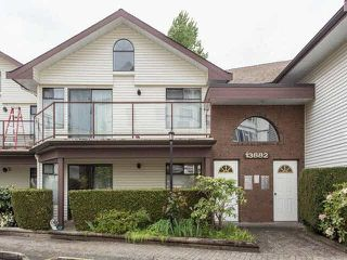 "Photo 1: 202 13882 102 Avenue in Surrey: Whalley Townhouse for sale in ""GLENDALE VILLAGE"" (North Surrey)  : MLS®# F1438802"