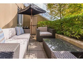 "Photo 1: 307 1030 W BROADWAY in Vancouver: Fairview VW Condo for sale in ""La Columba"" (Vancouver West)  : MLS®# V1143142"