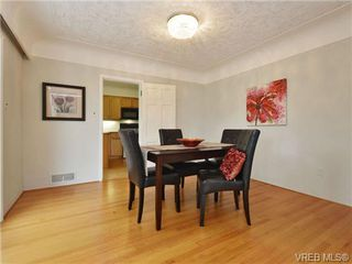 Photo 3: 3058 Henderson Rd in VICTORIA: OB Henderson House for sale (Oak Bay)  : MLS®# 714370