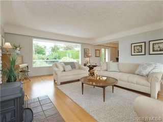 Photo 2: 3058 Henderson Rd in VICTORIA: OB Henderson House for sale (Oak Bay)  : MLS®# 714370