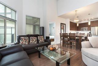 "Photo 5: 408 101 MORRISSEY Road in Port Moody: Port Moody Centre Condo for sale in ""LIBRA AT SUTER BROOK VILLAGE"" : MLS®# R2010339"