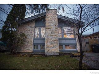 Photo 1: 8 Chokecherry Cove in WINNIPEG: St Vital Residential for sale (South East Winnipeg)  : MLS®# 1527645