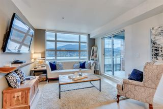 Photo 1: 514 95 MOODY Street in Port Moody: Port Moody Centre Condo for sale : MLS®# R2026356