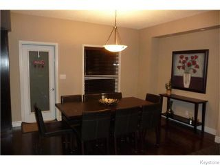 Photo 5: 46 Faraway Lane in WINNIPEG: St Vital Residential for sale (South East Winnipeg)  : MLS®# 1601427