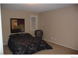 Photo 13: 46 Faraway Lane in WINNIPEG: St Vital Residential for sale (South East Winnipeg)  : MLS®# 1601427
