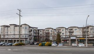 "Main Photo: 418 5759 GLOVER Road in Langley: Langley City Condo for sale in ""College Court"" : MLS®# R2026481"
