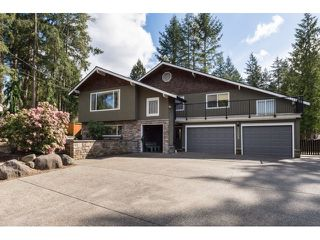 """Photo 1: 11209 MASON Place in Delta: Sunshine Hills Woods House for sale in """"Sunshine Hills"""" (N. Delta)  : MLS®# R2045670"""