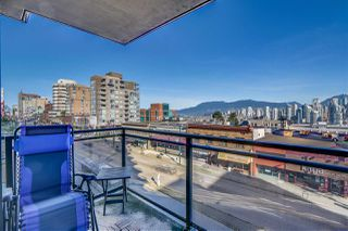 "Photo 13: 507 1068 W BROADWAY in Vancouver: Fairview VW Condo for sale in ""THE ZONE"" (Vancouver West)  : MLS®# R2051797"