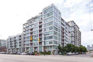 """Photo 20: 802 1887 CROWE Street in Vancouver: False Creek Condo for sale in """"PINNACLE LIVING FALSE CREEK"""" (Vancouver West)  : MLS®# R2068122"""