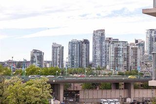 """Photo 17: 802 1887 CROWE Street in Vancouver: False Creek Condo for sale in """"PINNACLE LIVING FALSE CREEK"""" (Vancouver West)  : MLS®# R2068122"""