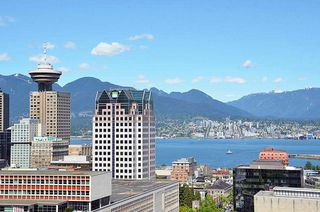 Photo 1: 2802 233 ROBSON Street in Vancouver: Downtown VW Condo for sale (Vancouver West)  : MLS®# R2068442