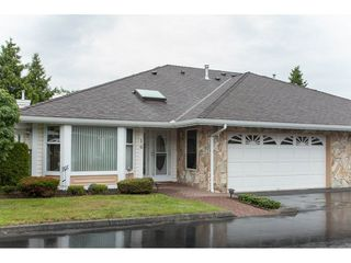 """Photo 1: 16 21746 52 Avenue in Langley: Murrayville Townhouse for sale in """"Glenwood Village Estates"""" : MLS®# R2087086"""