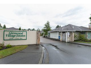 """Photo 2: 16 21746 52 Avenue in Langley: Murrayville Townhouse for sale in """"Glenwood Village Estates"""" : MLS®# R2087086"""