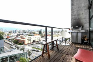 "Photo 15: 710 428 W 8TH Avenue in Vancouver: Mount Pleasant VW Condo for sale in ""XL LOFTS"" (Vancouver West)  : MLS®# R2088078"