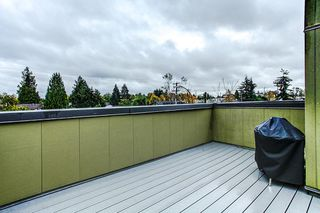"Photo 15: 3 12065 228 Street in Maple Ridge: East Central Townhouse for sale in ""RIO"" : MLS®# R2117718"