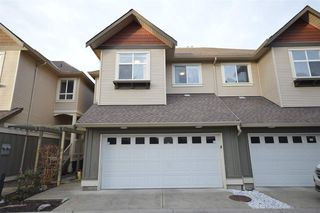 "Photo 1: 6 12311 NO 2 Road in Richmond: Steveston South Townhouse for sale in ""Fairwind"" : MLS®# R2135138"