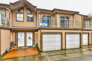 Photo 1: 11 1872 HARBOUR Street in Port Coquitlam: Citadel PQ Townhouse for sale : MLS®# R2138611