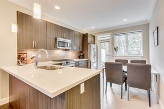 Photo 3: 9 3431 GALLOWAY Avenue in Coquitlam: Burke Mountain Townhouse for sale : MLS®# R2148239